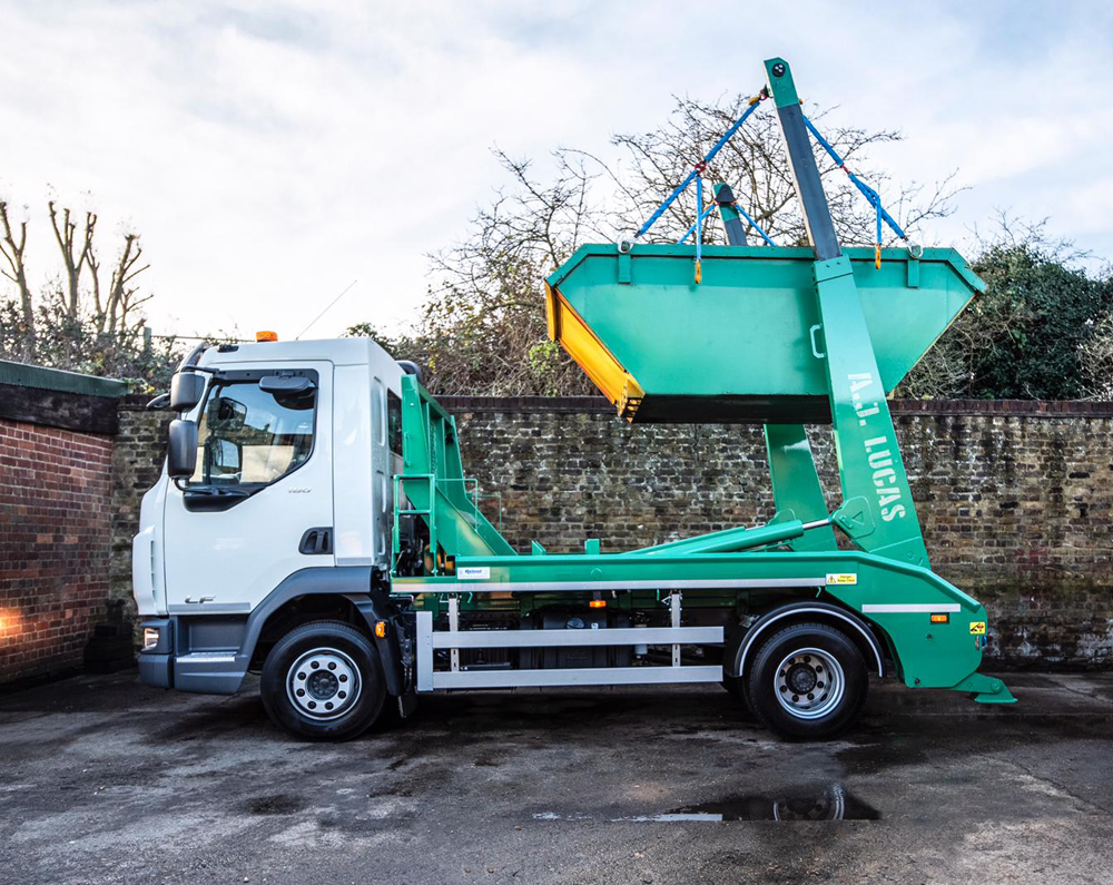 Skip Hire in Coulsdon